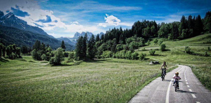 The Dolomites Cycleway – La Lunga Via delle Dolomiti