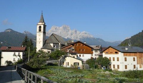 terrazza delle Dolomiti | Cadore Dolomiti | magic land